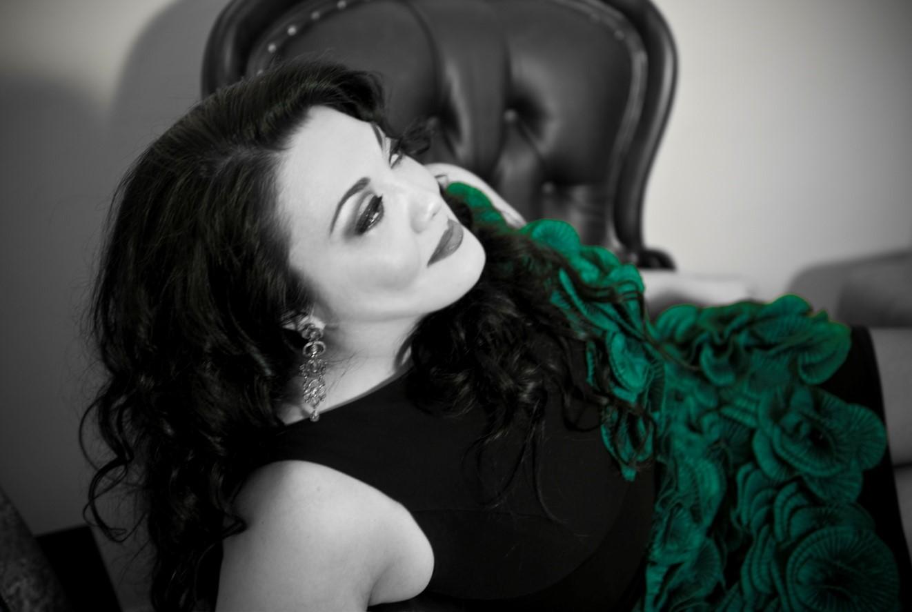 Biography Marita Paparizou mezzo Soprano